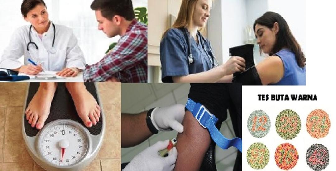 5 Prosedur Medical Check Up Untuk Tes Kerja