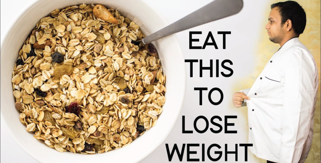 Turunkan Berat Badan dan Kolesterol dengan Mengkonsumsi Granola